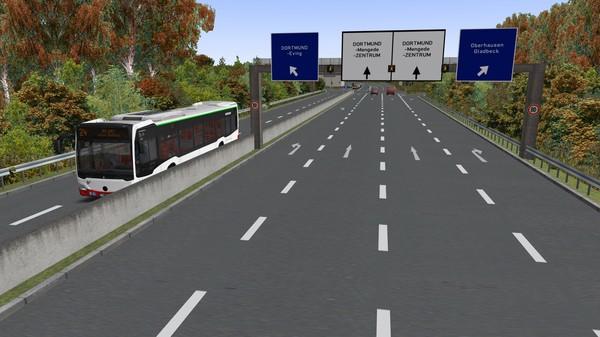 скриншот OMSI 2 Add-On Projekt Gladbeck 2