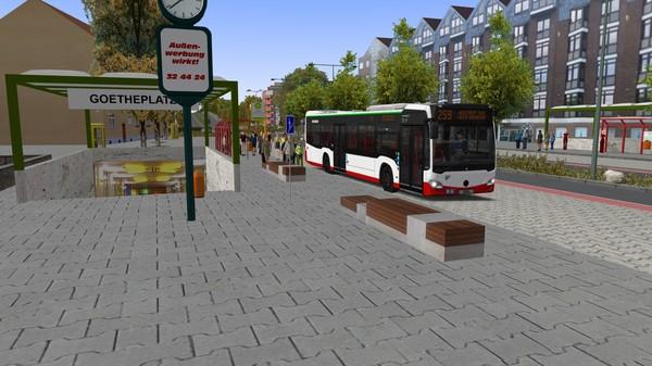 скриншот OMSI 2 Add-On Projekt Gladbeck 3