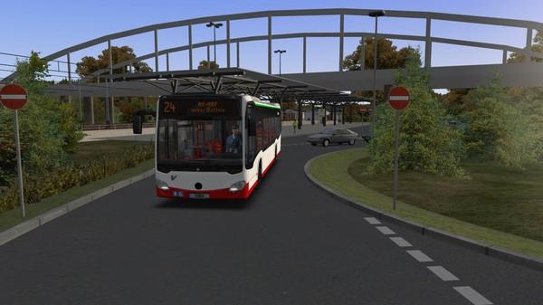 скриншот OMSI 2 Add-On Projekt Gladbeck 0