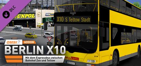 OMSI 2 Add-on Berlin X10