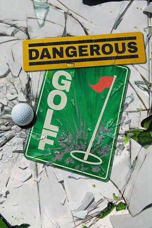 Dangerous Golf poster image on Steam Backlog