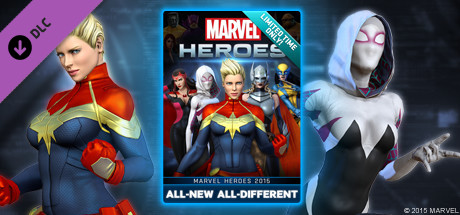 Marvel Heroes 2016 - All-New All-Different Pack