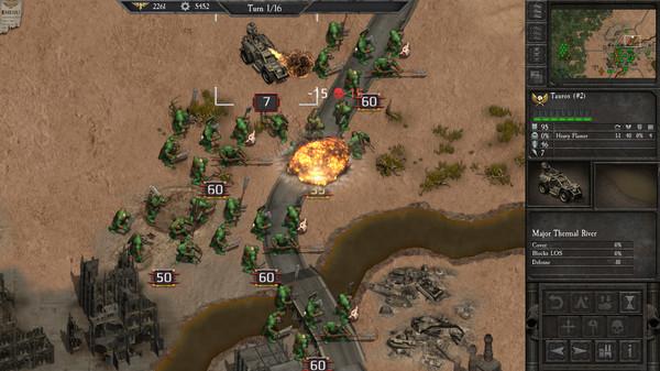 скриншот Warhammer 40,000 : Armageddon - Ork Hunters 1