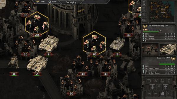 скриншот Warhammer 40,000 : Armageddon - Ork Hunters 4