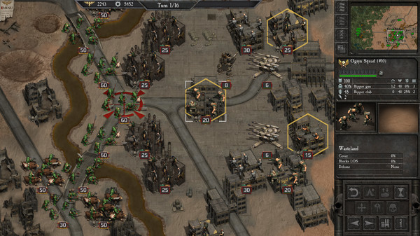 скриншот Warhammer 40,000 : Armageddon - Ork Hunters 5