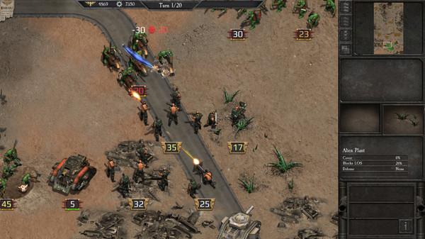 скриншот Warhammer 40,000 : Armageddon - Ork Hunters 2