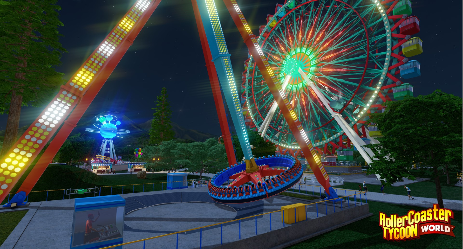 RollerCoaster Tycoon World™: Deluxe Edition