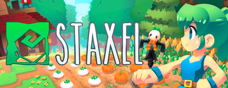 Now Available on Steam Early Access – Staxel