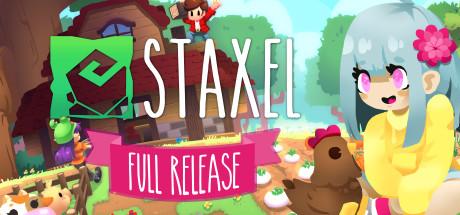 Staxel [PT-BR] Capa