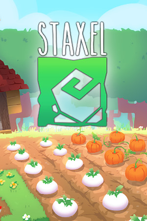 Staxel poster image on Steam Backlog