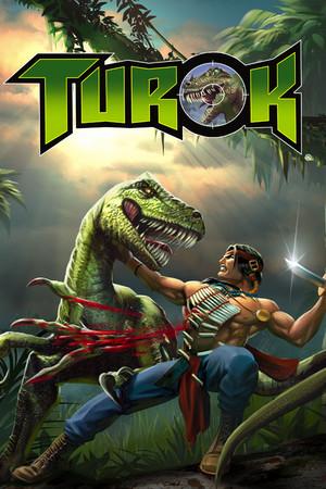 Turok poster image on Steam Backlog