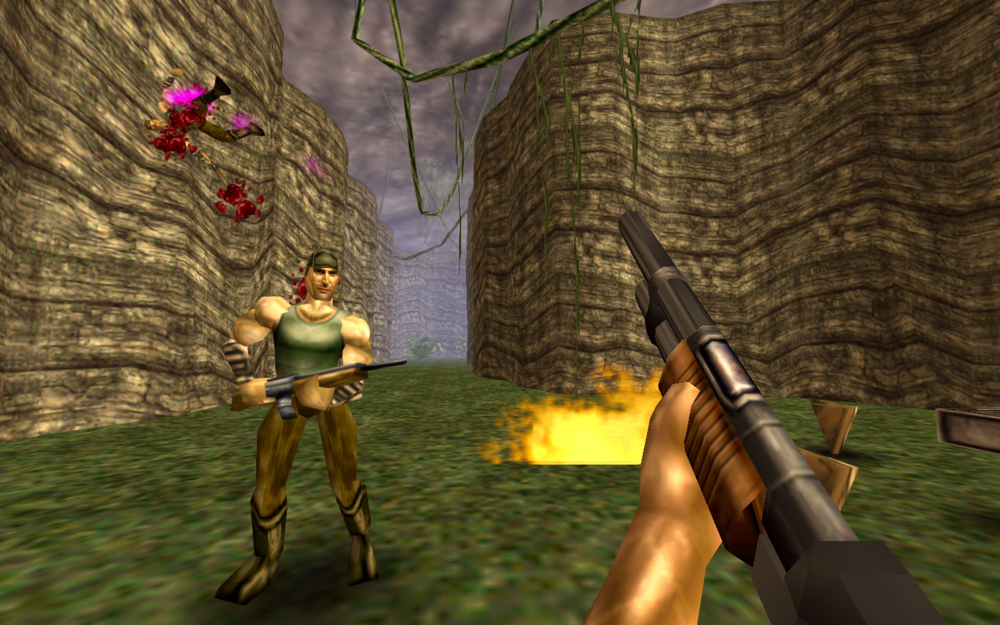 Find the best laptop for Turok
