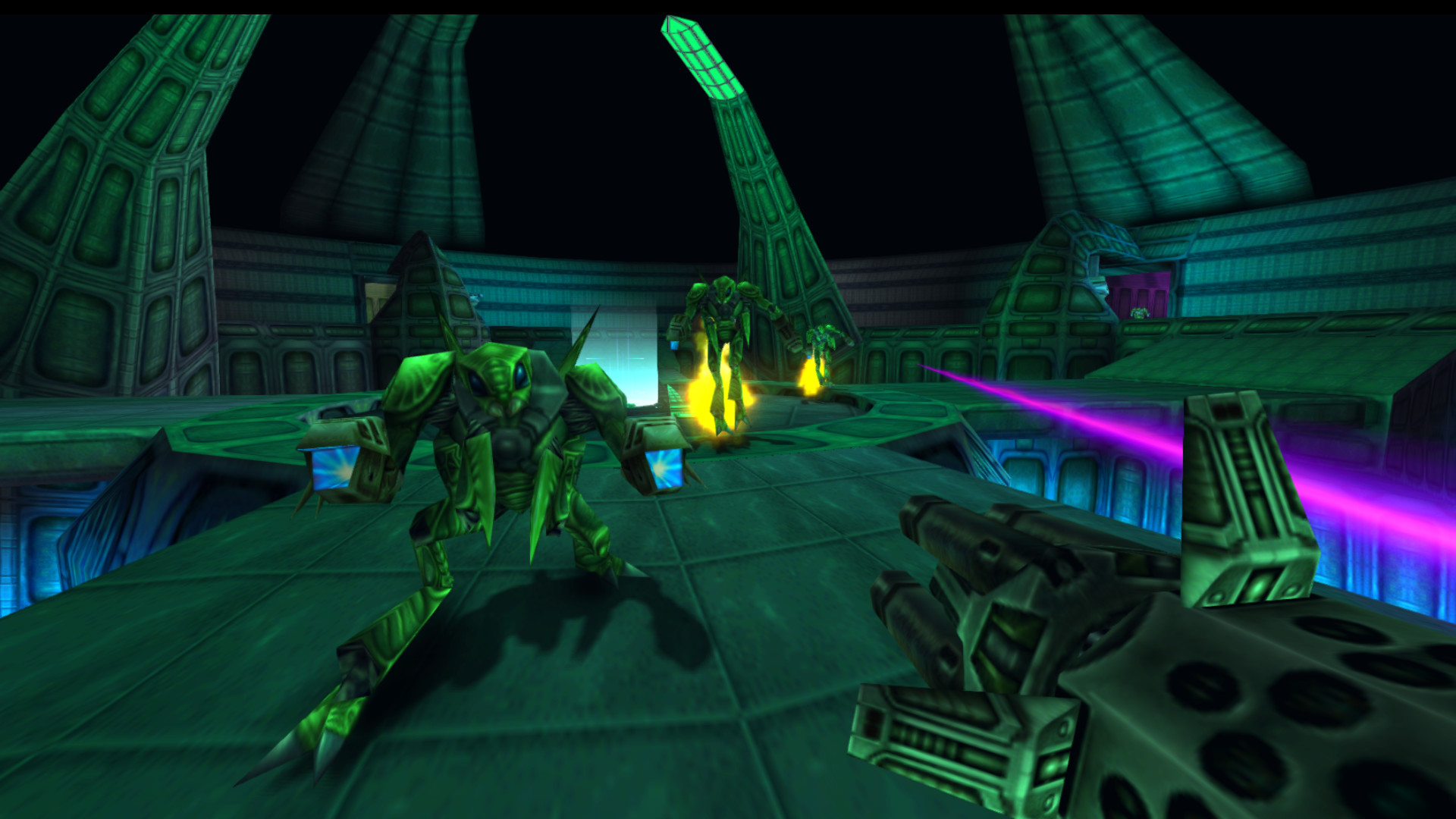 Turok 2: Seeds of Evil Screenshot 1