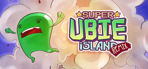 Super Ubie Island REMIX cover art
