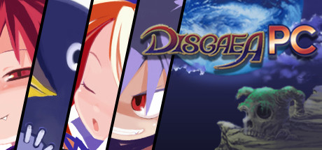 Disgaea PC cover art