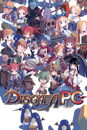 Disgaea PC poster image on Steam Backlog