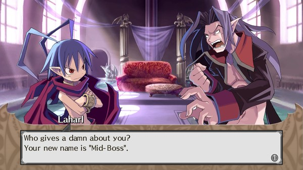 Disgaea PC Screenshot
