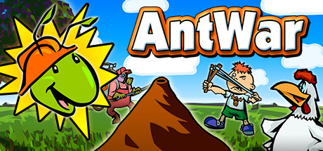 Ant War Domination