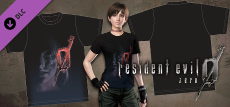 "View Resident Evil 0 ""Shadow of Fear"" Rebecca T-shirt on IsThereAnyDeal"