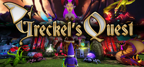 Gnomes Vs. Fairies: Greckel's Quest cover art