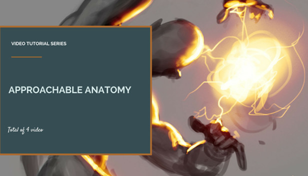 Robotpencil Presents Approachable Anatomy On Steam