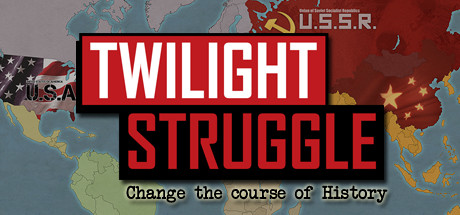 Twilight Struggle technical specifications for laptop
