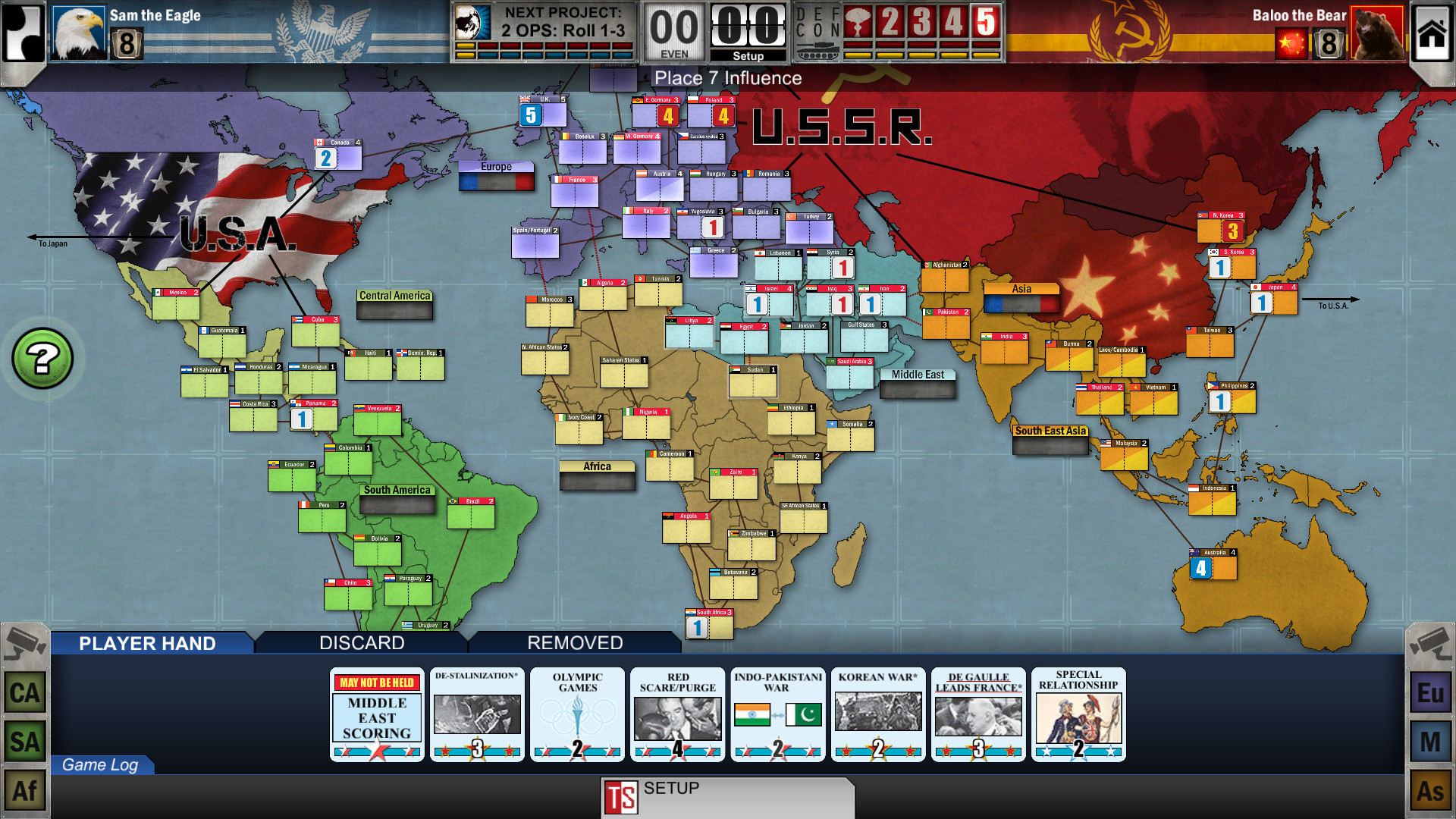 Find the best laptop for Twilight Struggle