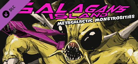 Galagan's Island: Metagalactic Monstrosities on Steam