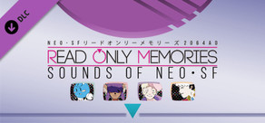 Read Only Memories - Sounds of Neo-SF cover art