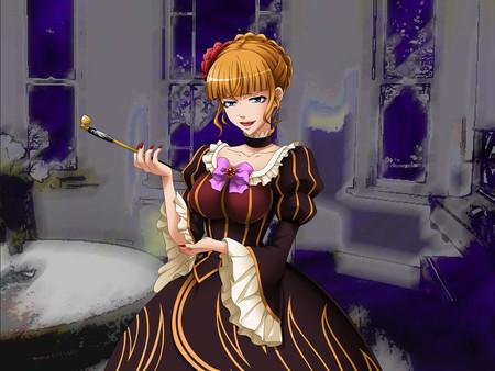 скриншот Umineko 3
