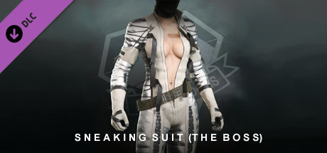 METAL GEAR SOLID V THE PHANTOM PAIN – Sneaking Suit The Boss