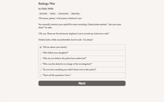 Ratings War 5