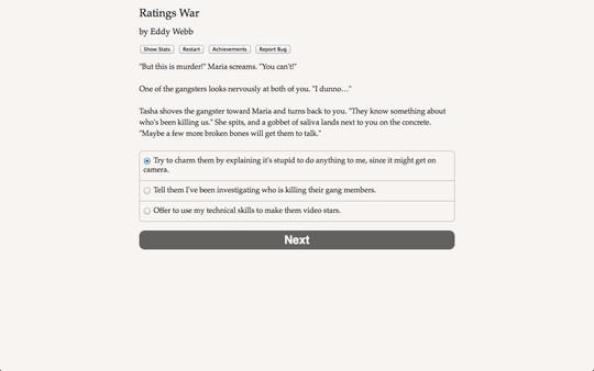 Ratings War 4