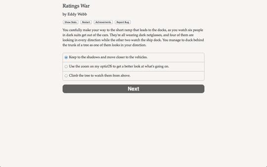 Ratings War 2