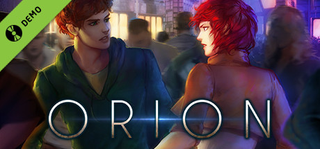 Orion: A Sci-Fi Visual Novel Demo on Steam