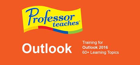 Professor Teaches Outlook 2016