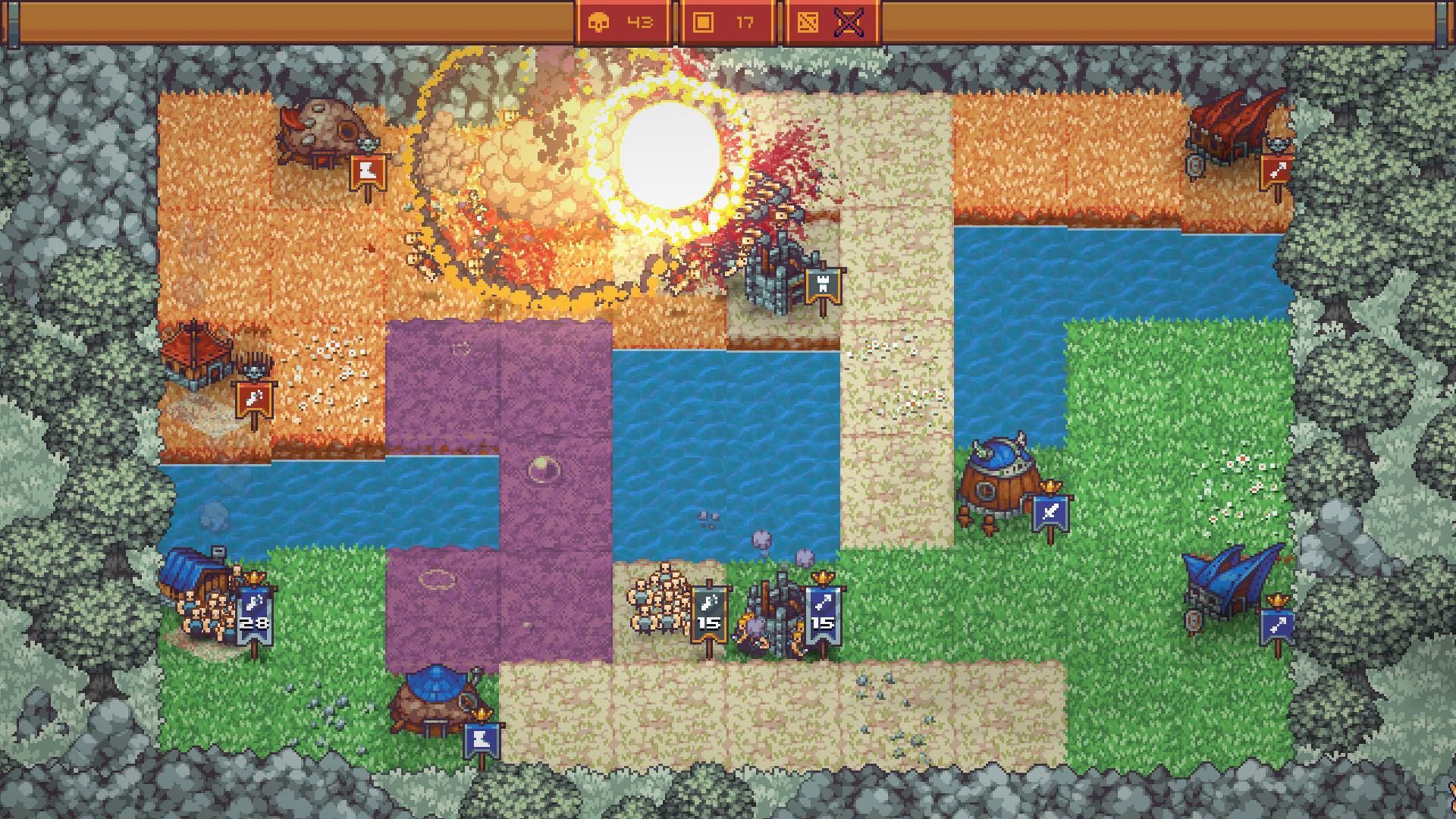 Crush Your Enemies Screenshot 2
