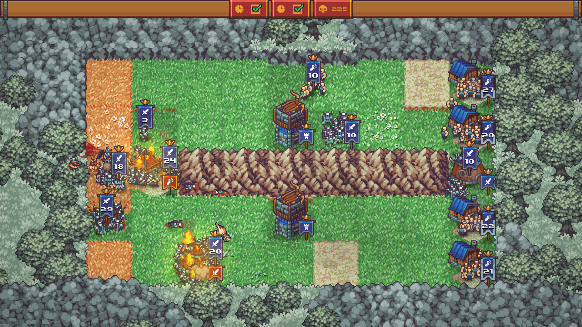Crush Your Enemies Screenshot 1