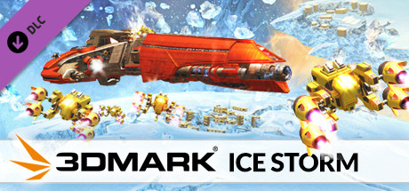 3DMark Ice Storm benchmark on Steam