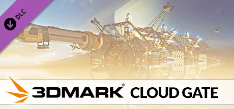 3DMark Cloud Gate benchmark on Steam