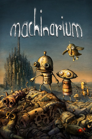 Machinarium poster image on Steam Backlog