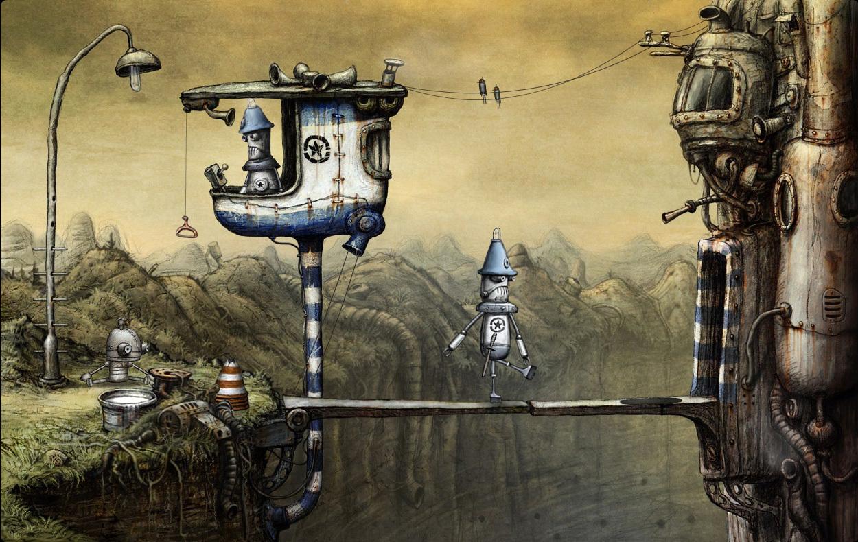 Machinarium On Steam