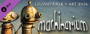 Machinarium Soundtrack + Art Book