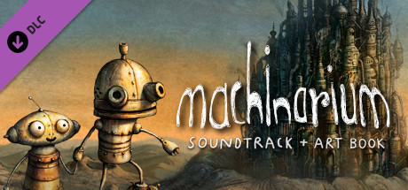 Купить Machinarium Soundtrack + Art Book (DLC)