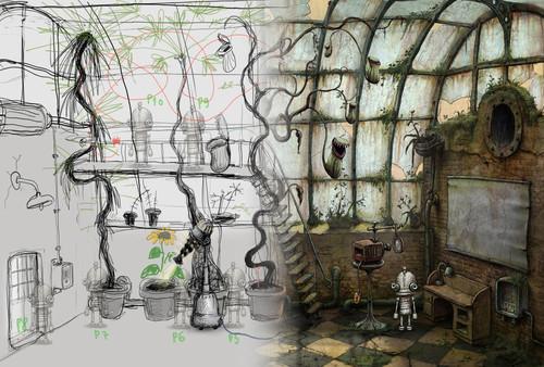 Machinarium Soundtrack + Art Book (DLC)