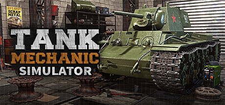 Tank Mechanic Simulator Capa