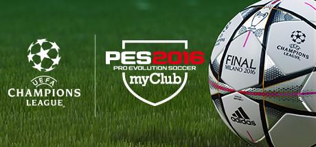 Pro Evolution Soccer 2016 myClub on Steam