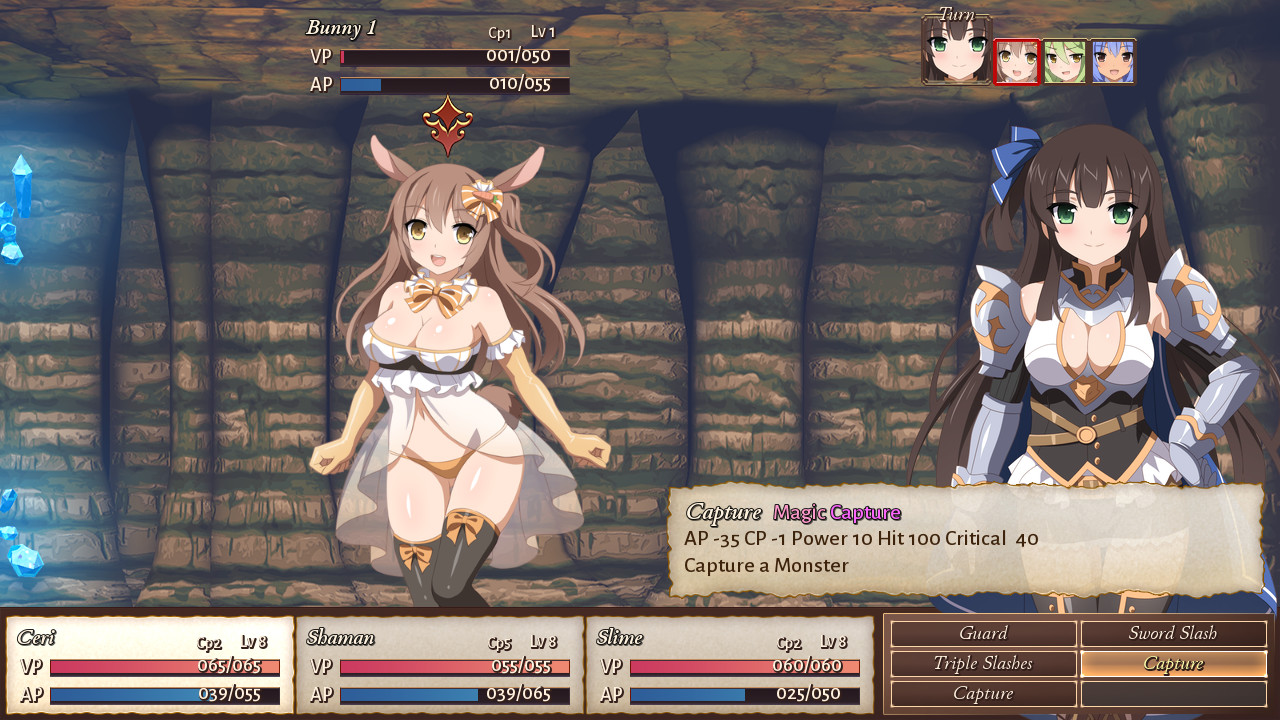 Sakura Dungeon Screenshot 1