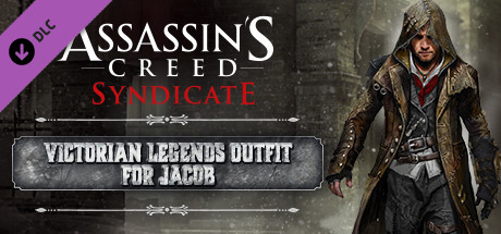 Assassin's Creed Syndicate - Victorian Legends Outfit for Jacob