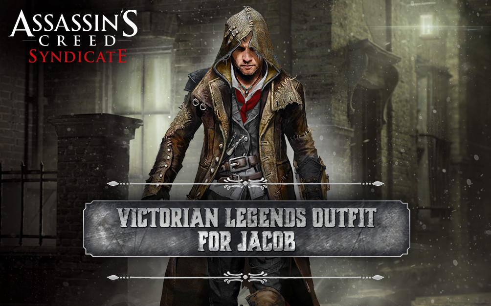 Assassin S Creed Syndicate Victorian Legends Outfit For Jacob On